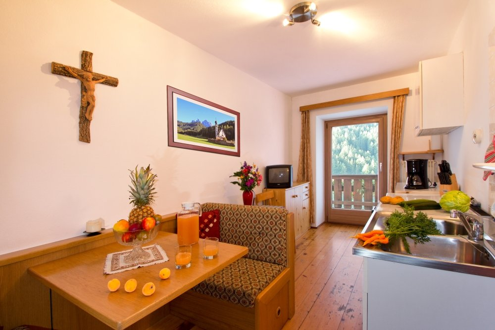 Maso Austiller: vivere in un'atmosfera familiare