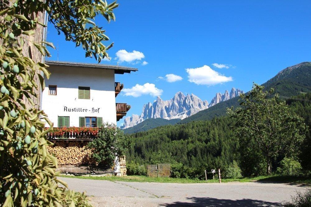 Una vacanza in agriturismo in Val di Funes