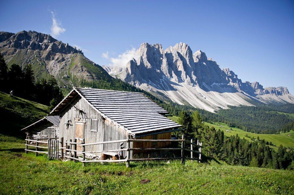 Urlaub in St. Peter/Villnöss – Ferien in den Dolomiten