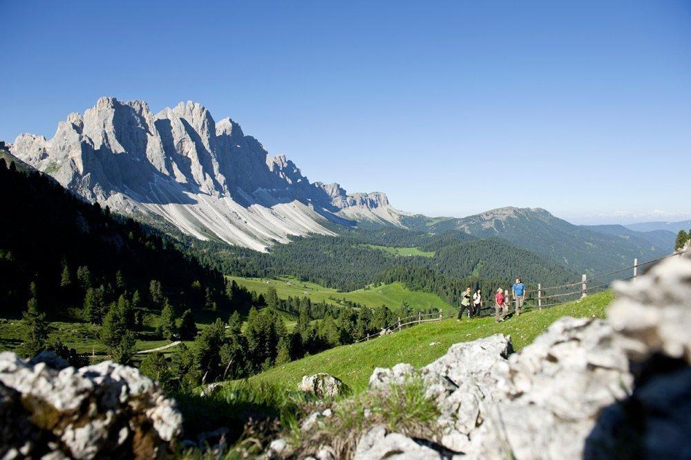 Val di Funes: un paradiso dell'escursionismo e del tempo libero