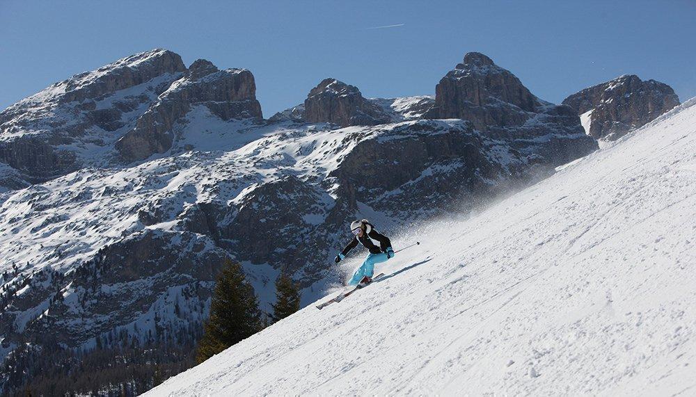 Vacanza sugli sci in Valle Isarco: il comprensorio sciistico Bressanone/Plose