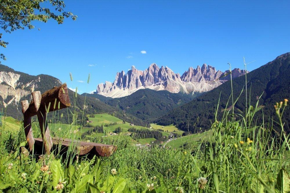 Maso Austiller: una vacanza circondati da prati e boschi
